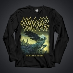 VADER - The Message to the North - Trasa 2020 (long sleeve)