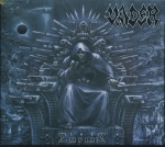VADER ‎- The Empire/Iron Times - (CD digipack)