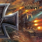 VADER - Iron Times - 1-press  (CD digipack) - Nuclear Blast