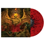 VADER - Solitude In Madness (Red/Black Splatter Vinyl) - USA