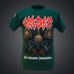 VADER - The Ultimate Incantation - T-shirt green