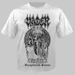 VADER - Decapitated Saints - WHITE T-SHIRT