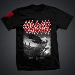 VADER - Madness Over Europe 2020 - trasa t-shirt