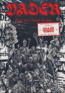 VADER - Live In Necro Reich (BOX CD + DVD)