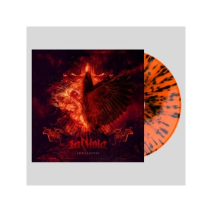 LaNinia - Loneliness - Orange/Black LP