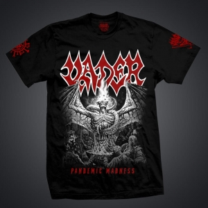 VADER - PANDEMIC  MADNESS TOUR  - T-SHIRT MĘSKI