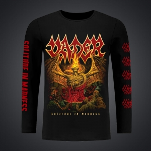 VADER - SOLITUDE IN MADNESS - (long sleeve)
