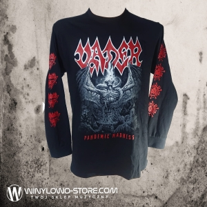 VADER - PANDEMIC  MADNESS TOUR  - (long sleeve)