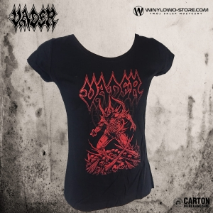 VADER - Europe Tour 2015 - T-shirt (women)