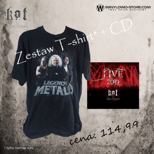 Zestaw Kat & Roman - Legendy Metalu
