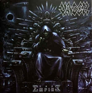 Vader ‎– The Empire - USA CD Jevelcase