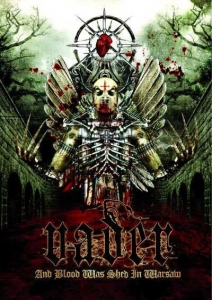 VADER - And Blood Was Shed in Warsaw (digipack) DVD&CD