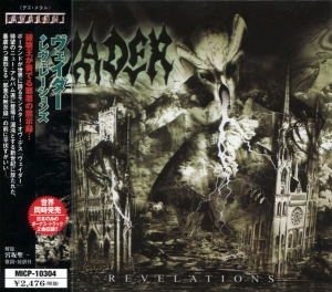 VADER ‎- Revelations - Japan (CD j evelcase)