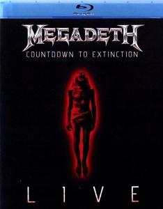Megadeth ‎– Countdown To Extinction Live [Blu-ray]
