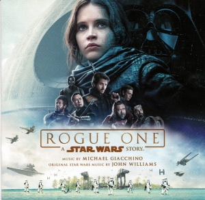 Michael Giacchino ‎– Rogue One (A Star Wars Story) CD