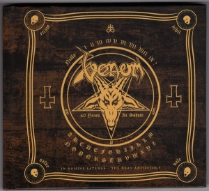 Venom – In Nomine Satanas - The Neat Anthology (40 Years In Sodom)