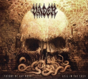 VADER - Future Of The Past II - Hell In The East - (CD digipack)