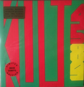 Kult - 45-89 - Reissue, Red 180g
