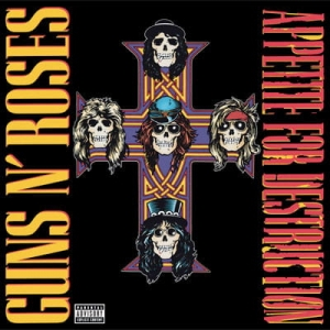 Guns N' Roses ‎- Appetite For Destruction