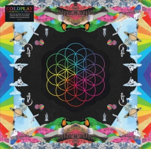 Coldplay ‎- A Head Full Of Dreams - 2xLP 180 gram
