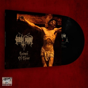 "CHRIST AGONY -""Epitaph of Christ"" 12"" GATEFOLD BLACK LP"