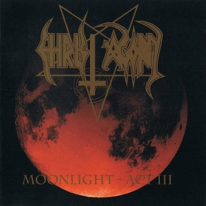 CHRIST AGONY - Moonlight Act III - CD