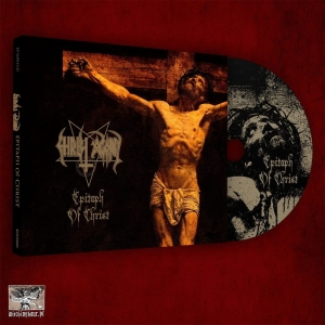 "CHRIST AGONY -""Epitaph of Christ"" DIGI PACK + Bonus"