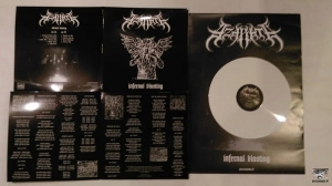 Azarath - Infernal Blasting - LP White