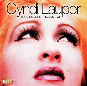 Cyndi Lauper ‎- True Colors - The Best Of - 2xCD Jevelcase