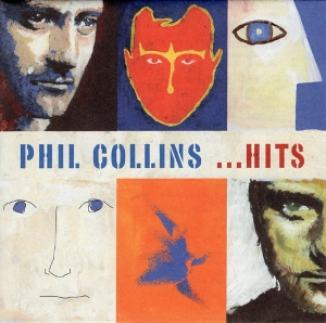 Phil Collins ‎-  ...Hits - CD Jevelcase
