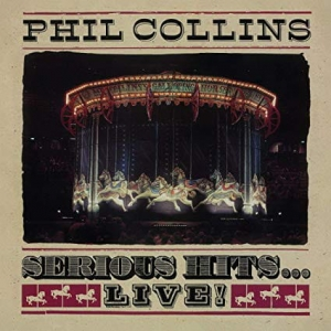 Phil Collins ‎- Serious Hits...Live! - CD digipack