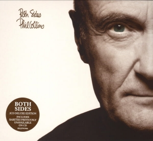 Phil Collins ‎- Both Sides - 2xCD - digipack