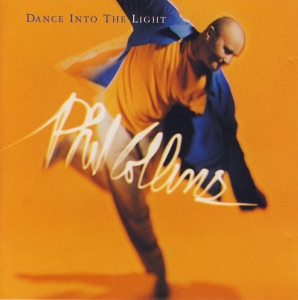 Phil Collins ‎- Dance Into The Light - CD Jevelcase
