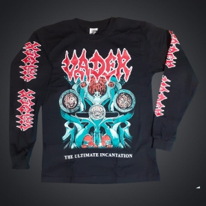 VADER - THE ULTIMATE INCANTATION - (long sleeve)