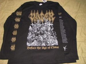 VADER - Before the Age Of Chaos - longsleeve
