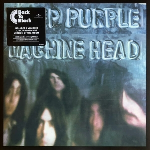 Deep Purple ‎– Machine Head - Reissue 180g