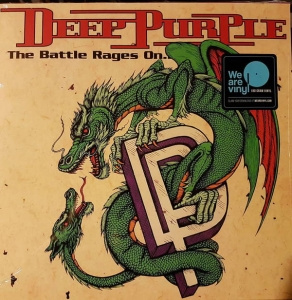 Deep Purple ‎– The Battle Rages On... - Reissue 180g