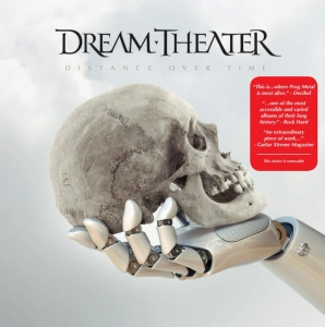 Dream Theater ‎– Distance Over Time - CD Jevelcase