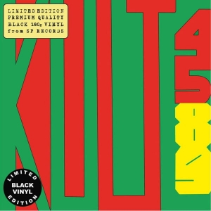 Kult ‎- 45-89  - Reissue Black LP 180g