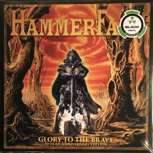 HammerFall ‎– Glory To The Brave - Reissue
