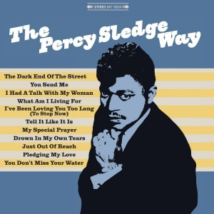 Percy Sledge ‎– The Percy Sledge Way - Reissue 180g
