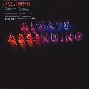 Franz Ferdinand ‎– Always Ascending