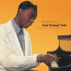 Nat 'King' Cole ‎– The Piano Style Of Nat 'King' Cole