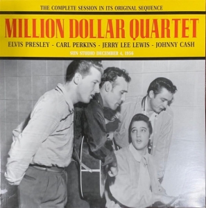 The Million Dollar Quartet ‎– The Million Dollar Quartet - Reissue