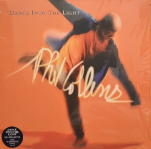 Phil Collins ‎- Dance Into The Light - Reissue180G
