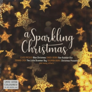 Various ‎– A Sparkling Christmas