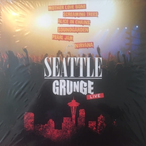 Various ‎– Seattle Grunge Live