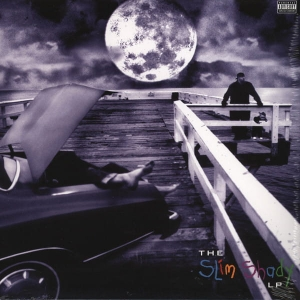 Eminem ‎– The Slim Shady LP - Reissue 180g