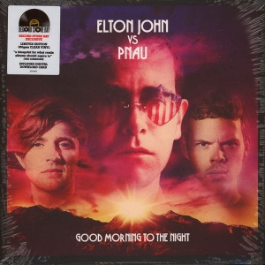 Elton John Vs Pnau ‎– Good Morning To The Night