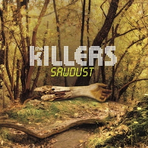 The Killers ‎– Sawdust - Reissue 180g